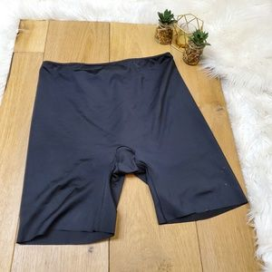 Spanx Black Shorts